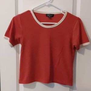 Topshop Tops - Top Shop t-shirt size 4